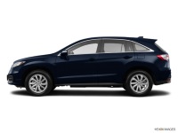 Certified 2016 Acura RDX AWD 4dr Tech Pkg