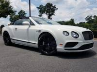 Pre-Owned 2017 Bentley Continental GT Speed Convertible in Atlanta GA