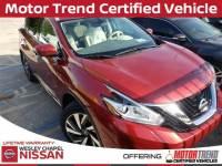 Used 2016 Nissan Murano Platinum SUV