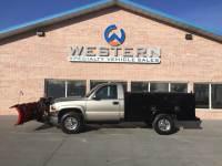 2002 Chevrolet Silverado 2500 Plow Truck