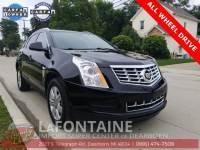 Used 2015 CADILLAC SRX Luxury SUV For Sale Farmington Hills, MI