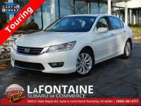 Used 2013 Honda Accord Touring Sedan For Sale Farmington Hills, MI