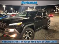 Used 2014 Jeep Cherokee Trailhawk SUV in Bowie, MD