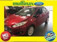 Used 2016 Ford Fiesta Titanium W/ NAV, Sunroof, Sync3 Sedan I-4 cyl in Kissimmee, FL