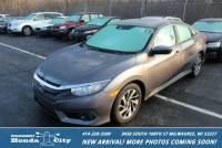 Certified Pre-Owned 2016 Honda Civic Sedan EX FWD 4dr Car