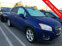 Used 2015 Chevrolet Trax LTZ in Torrance CA