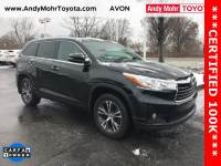 Certified Pre-Owned 2016 Toyota Highlander XLE V6 AWD 4D Sport Utility