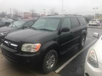 Pre-Owned 2006 Toyota Sequoia Limited 4WD 4D Sport Utility