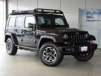2016 Jeep Wrangler JK Unlimited Rubicon Hard Rock 4WD Rubicon Hard Rock