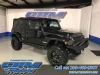 2012 Jeep Wrangler Unlimited 4WD 4dr Altitude