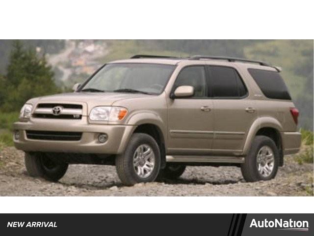 Photo 2007 Toyota Sequoia SR5