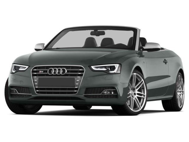 Photo Used 2014 Audi S5 3.0T Cabriolet for Sale in Beaverton,OR