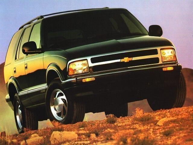 Photo 1997 Chevrolet Blazer SUV in Norfolk