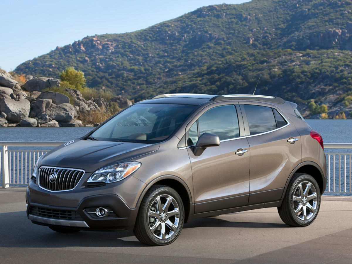 Photo Pre-Owned 2015 Buick Encore Leather SUV for sale in Grand Rapids, MI