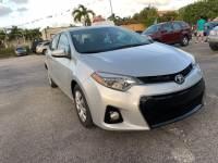 2014 Toyota Corolla LE ECO Premium Sedan for Sale near Fort Lauderdale, Florida