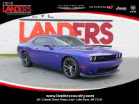 CERTIFIED PRE-OWNED 2016 DODGE CHALLENGER R/T SCAT PACK RWD 2DR CAR