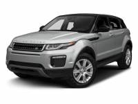 PRE-OWNED 2017 LAND ROVER RANGE ROVER EVOQUE SE PREMIUM WITH NAVIGATION & 4WD