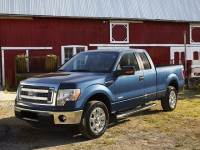 2014 Ford F-150 Truck SuperCab Styleside 6-Speed Automatic 4x4