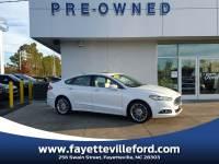 2014 Ford Fusion SE Sedan 4