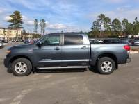 2007 Toyota Tundra 4WD CrewMax Short Bed 5.7L Limited
