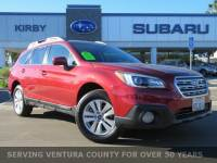 Certified Pre-Owned 2017 Subaru Outback 2.5i Premium All-Weather Package in Ventura, CA