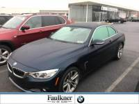 Used 2016 BMW 4 Series 428i xDrive Convertible in Lancaster PA