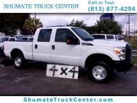 2012 Ford F-250 4x4 Crew Cab 6FT. Bed