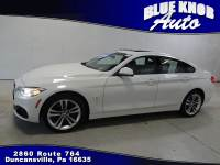 2016 BMW 428i xDrive w/SULEV Gran Coupe in Duncansville   Serving Altoona, Ebensburg, Huntingdon, and Hollidaysburg PA