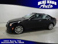 2016 CADILLAC ATS 2.0L Turbo Luxury Collection Sedan in Duncansville | Serving Altoona, Ebensburg, Huntingdon, and Hollidaysburg PA