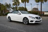 Certified Used 2014 Mercedes-Benz E-Class E 350 Convertible For Sale in Myrtle Beach, South Carolina
