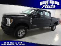2018 Ford F-250 XL Truck Crew Cab in Duncansville | Serving Altoona, Ebensburg, Huntingdon, and Hollidaysburg PA
