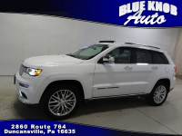 2018 Jeep Grand Cherokee Summit 4x4 SUV in Duncansville | Serving Altoona, Ebensburg, Huntingdon, and Hollidaysburg PA