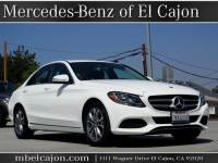 Certified Pre-Owned 2015 Mercedes-Benz C 300W RWD 4dr Car