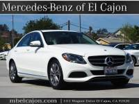 Certified Pre-Owned 2016 Mercedes-Benz C 300W RWD 4dr Car