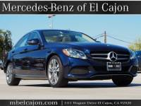 Certified Pre-Owned 2017 Mercedes-Benz C 300W RWD 4dr Car