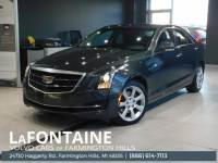 Used 2015 Cadillac ATS 2.0L Turbo Luxury in Commerce Township