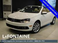 Used 2012 Volkswagen Eos Komfort Edition in Commerce Township