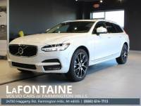 Certified Used 2018 Volvo V90 Cross Country T6 AWD Commerce Township, MI