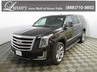 Pre-Owned 2016 CADILLAC Escalade ESV Luxury Collection SUV for Sale in Sioux Falls near Brookings