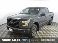 Pre-Owned 2016 Ford F-150 XLT Crew Cab Shortbox for Sale in Sioux Falls near Brookings