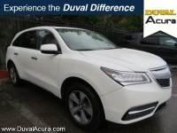 Used 2015 Acura MDX For Sale   Jacksonville FL