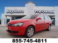 2014 Volkswagen Jetta SportWagen FWD 2.0L TDI Wagon in Baytown, TX. Please call 832-262-9925 for more information.