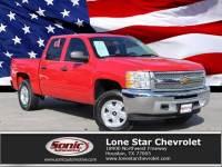 2013 Chevrolet Silverado 1500 LT 4WD Crew Cab 143.5 Truck Crew Cab in Houston