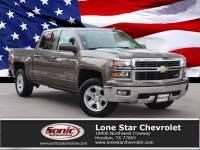 2015 Chevrolet Silverado 1500 LT 4WD Crew Cab 143.5 w/2 Truck Crew Cab in Houston