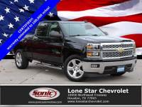 2015 Chevrolet Silverado 1500 LT 2WD Double Cab 143.5 w/1 Truck Double Cab in Houston