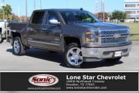 2015 Chevrolet Silverado 1500 LTZ 2WD Crew Cab 143.5 w/1LZ Truck Crew Cab in Houston