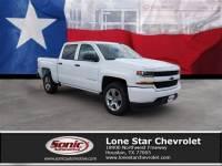 2018 Chevrolet Silverado 1500 Custom 2WD Crew Cab 143.5 Truck Crew Cab in Houston