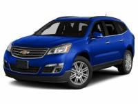 2015 Chevrolet Traverse LT SUV All-wheel Drive