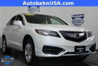 2016 Acura RDX AWD w/Acurawatch Plus Package SUV in the Boston Area