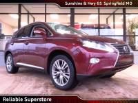 2014 LEXUS RX 350 SUV AWD For Sale in Springfield Missouri